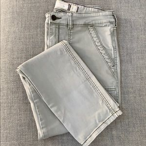 Cotton pant from Anthropologie